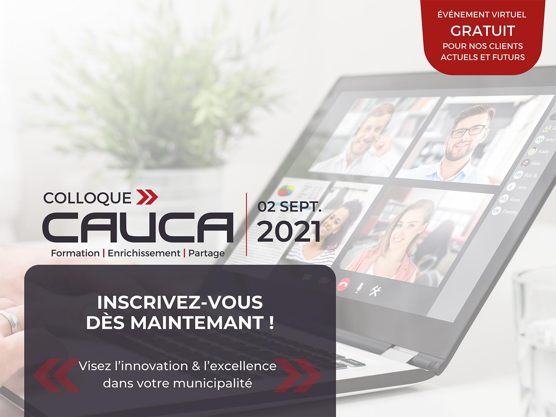 Première édition du colloque CAUCA